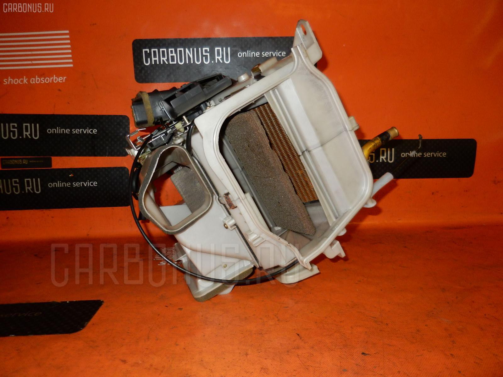 Радиатор печки TOYOTA MARK II GX81 1G-FE. Фото 4