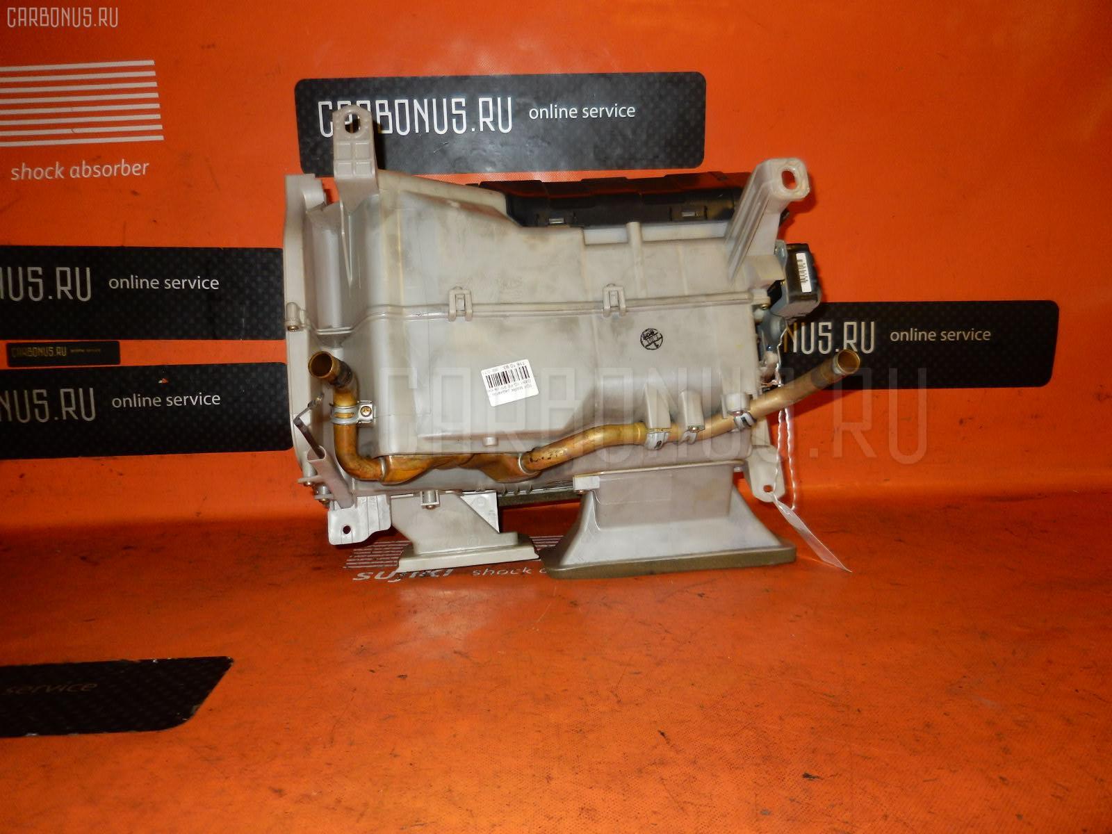 Радиатор печки TOYOTA MARK II GX81 1G-FE. Фото 7
