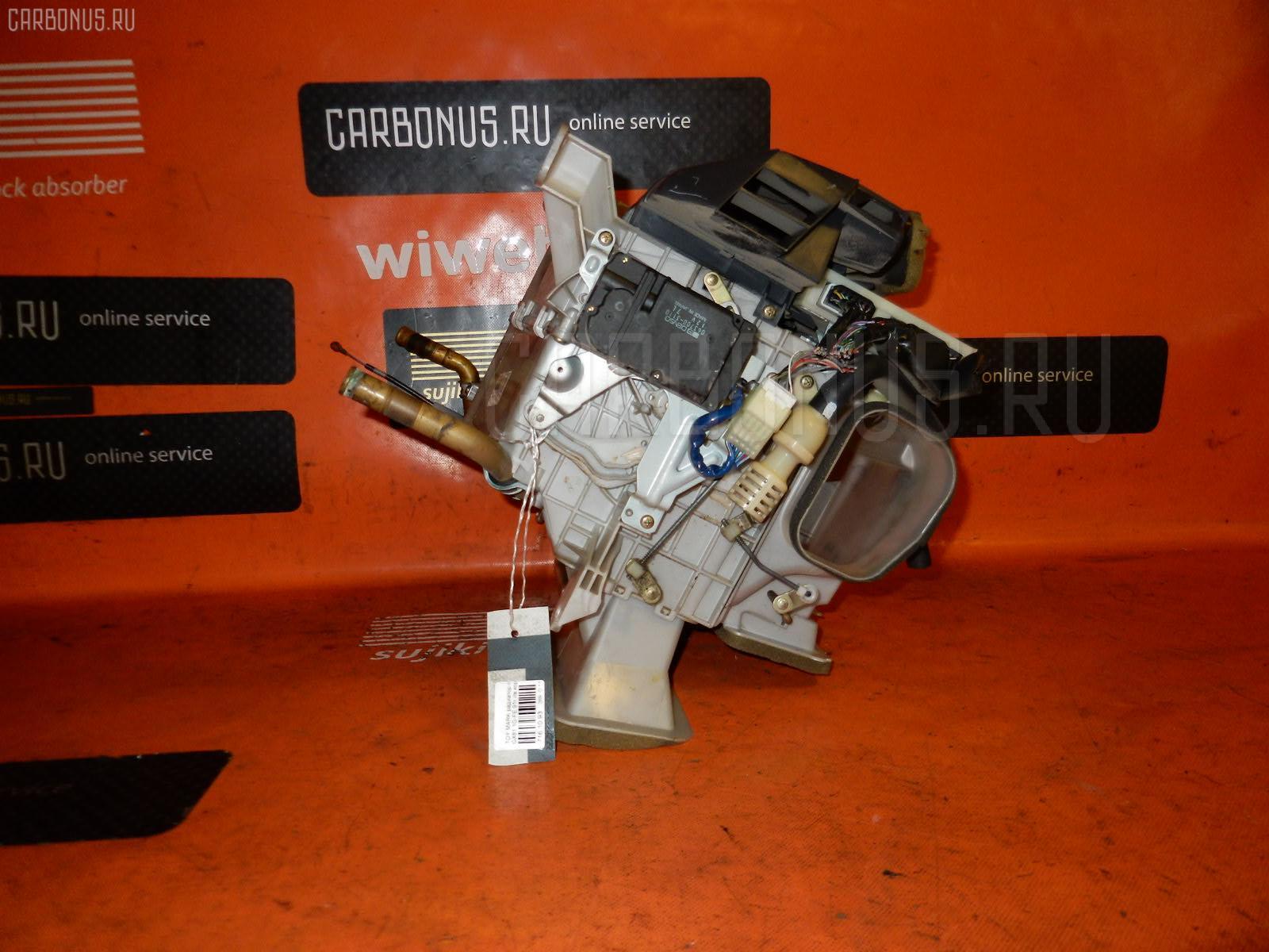 Радиатор печки TOYOTA MARK II GX81 1G-FE. Фото 6