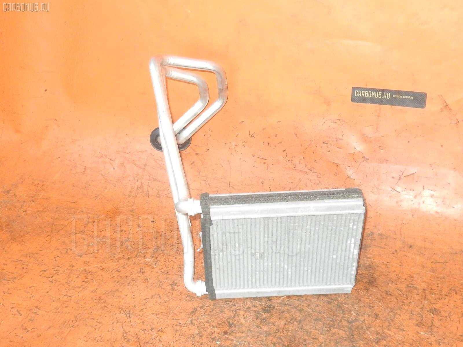 Радиатор печки TOYOTA WILL VS ZZE127 1ZZ-FE. Фото 11