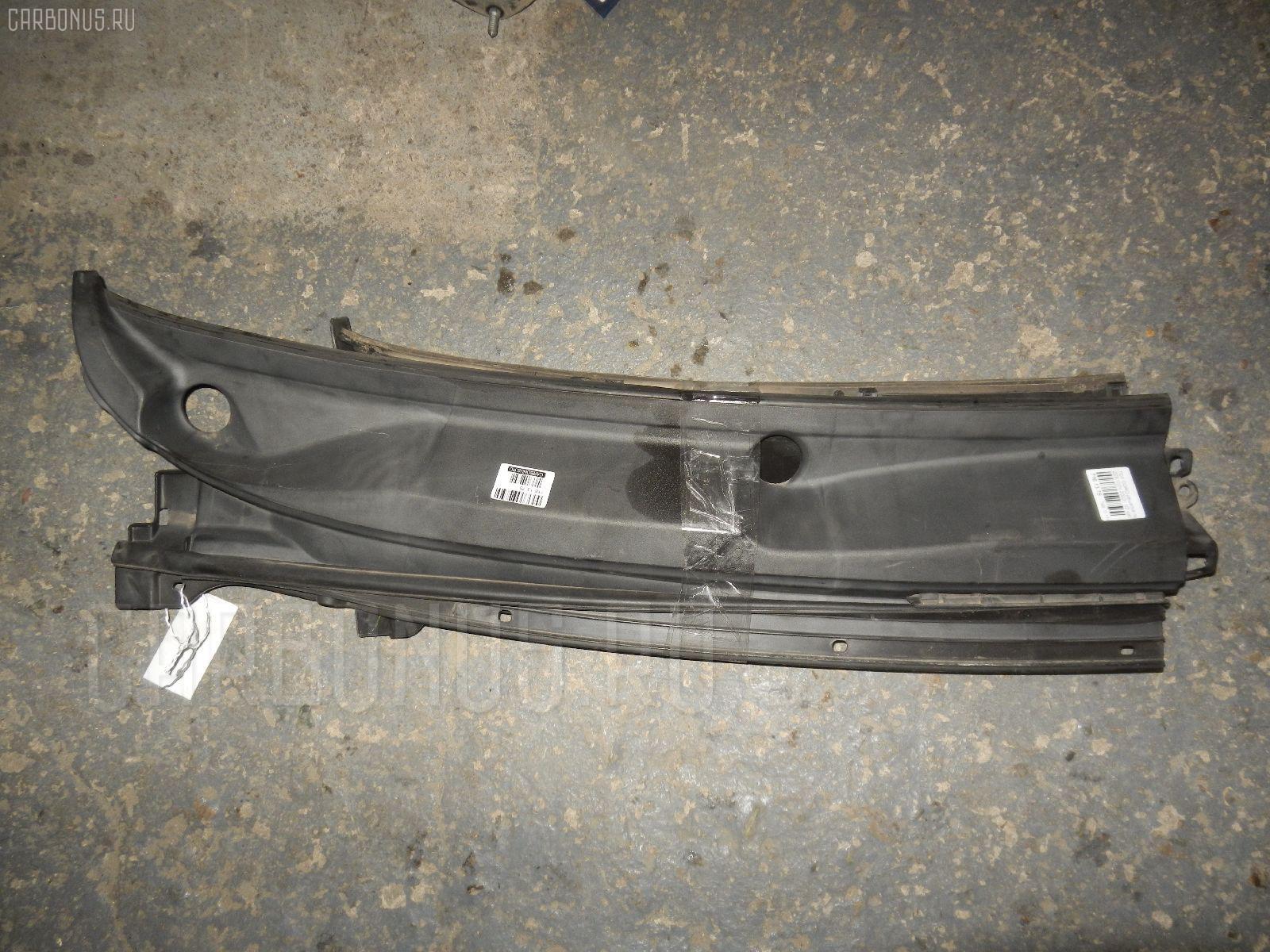 Решетка под лобовое стекло Toyota Corolla spacio ZZE122N Фото 1
