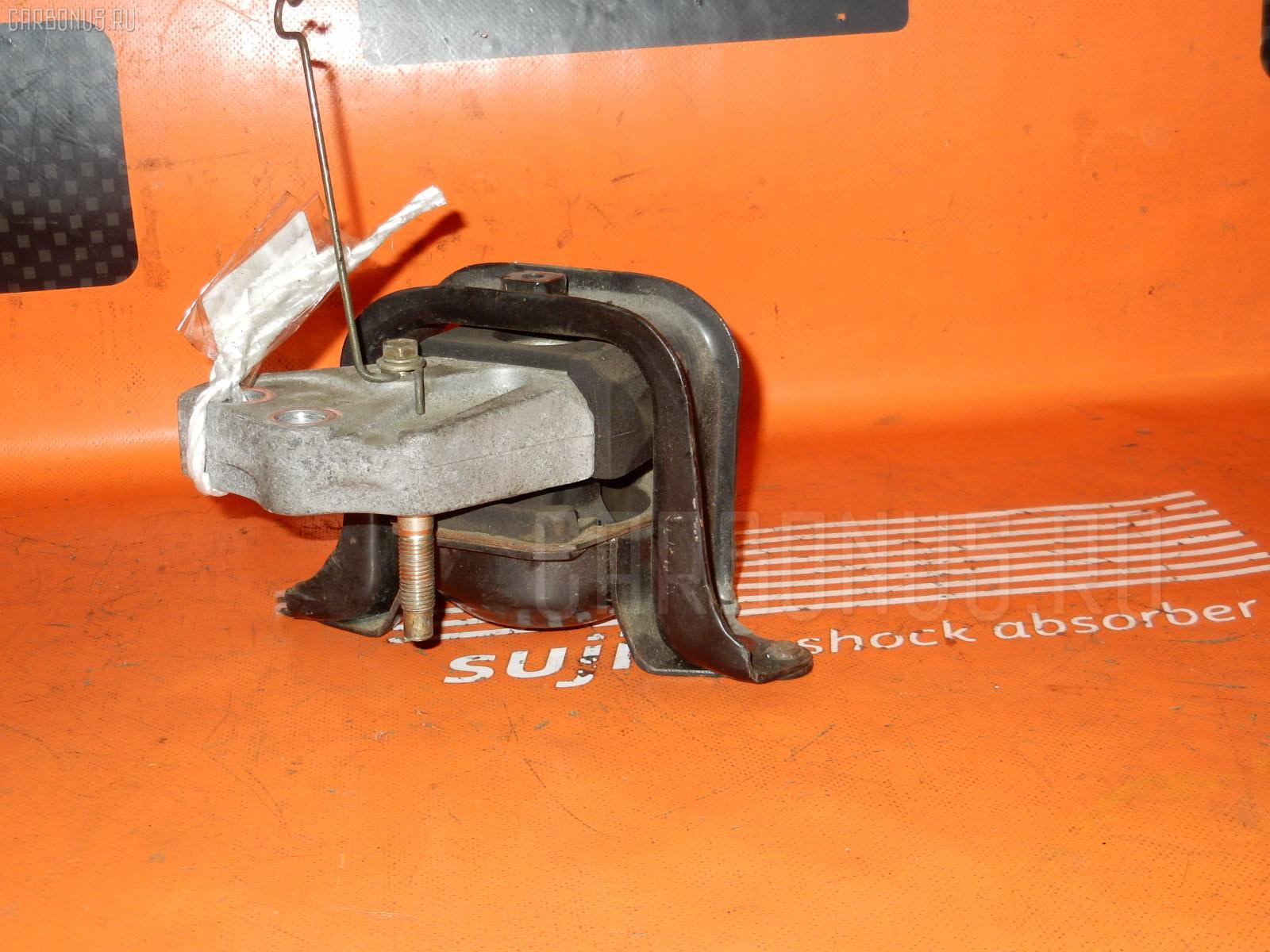 Подушка двигателя TOYOTA PLATZ SCP11 1SZ-FE. Фото 9