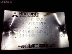 Ремень безопасности MITSUBISHI DELICA SPACE GEAR PD8W 4M40T Фото 5