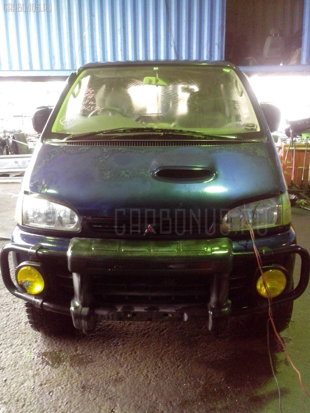 Амортизатор MITSUBISHI DELICA SPACE GEAR PD8W Фото 2