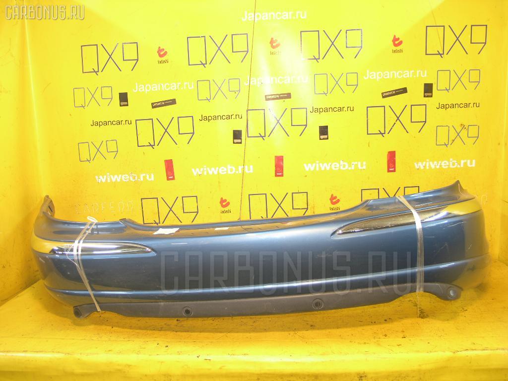 Бампер JAGUAR X-TYPE J51WA Фото 1