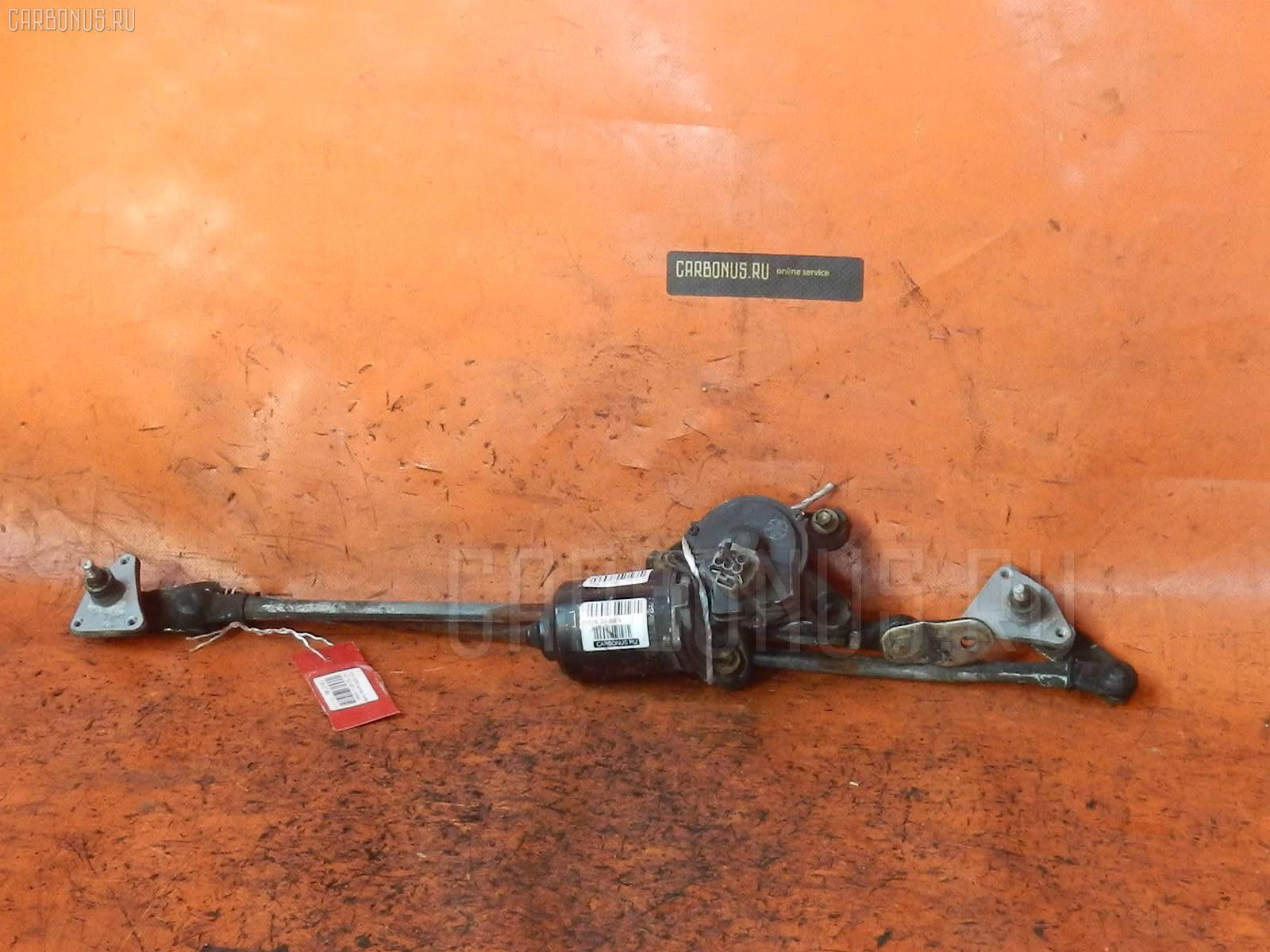 Мотор привода дворников TOYOTA SPRINTER CARIB AE115G. Фото 1