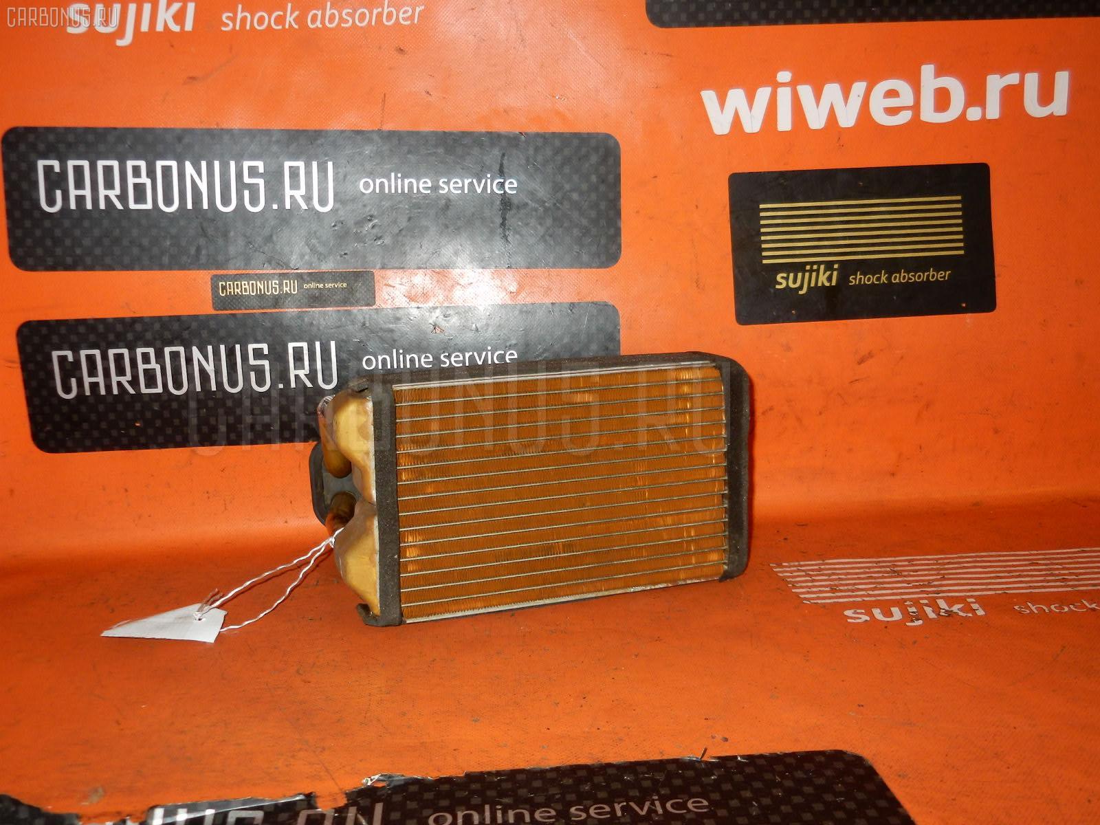 Радиатор печки TOYOTA SPRINTER CARIB AE115G 7A-FE. Фото 5