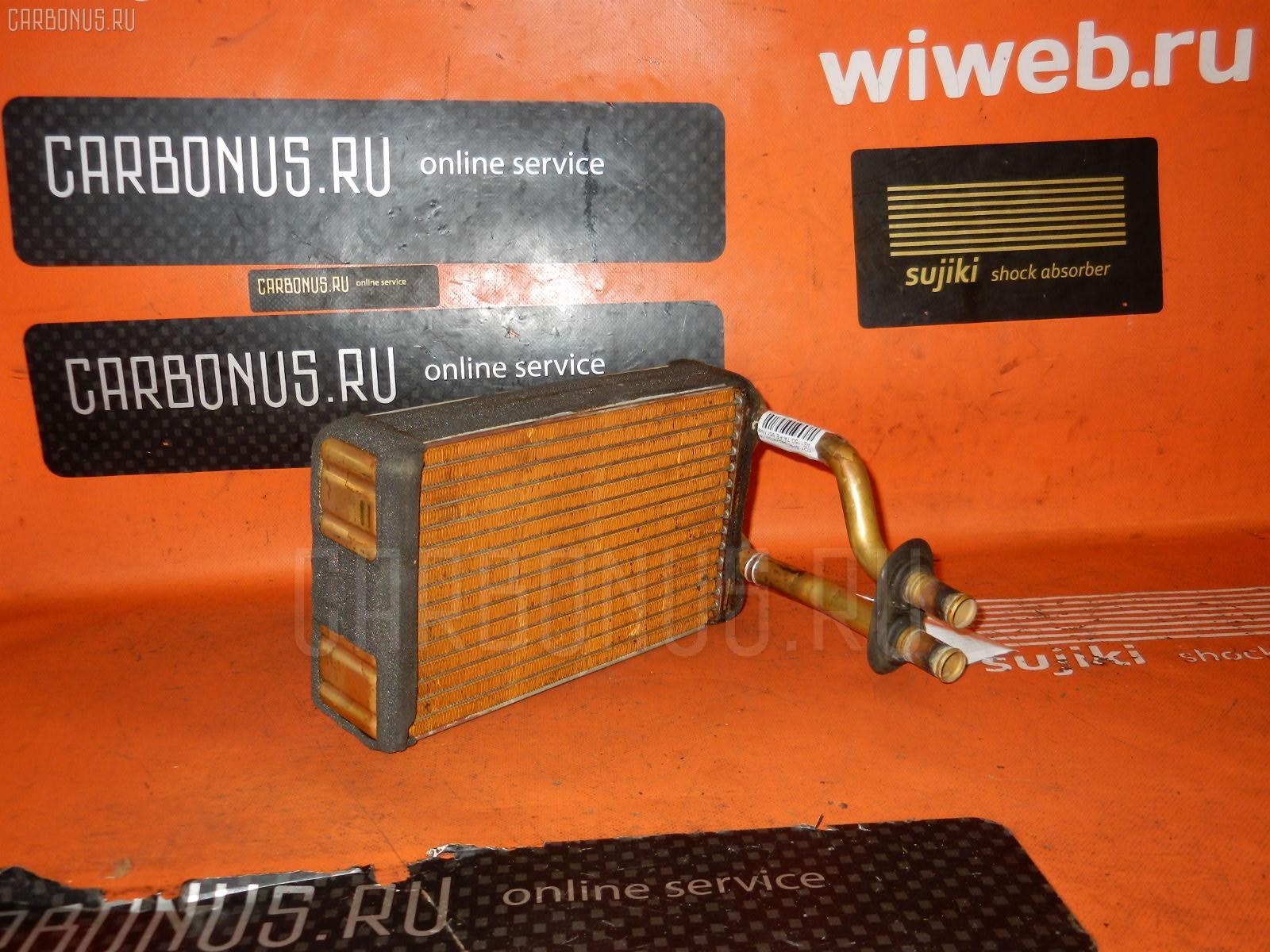 Радиатор печки TOYOTA SPRINTER CARIB AE115G 7A-FE. Фото 4