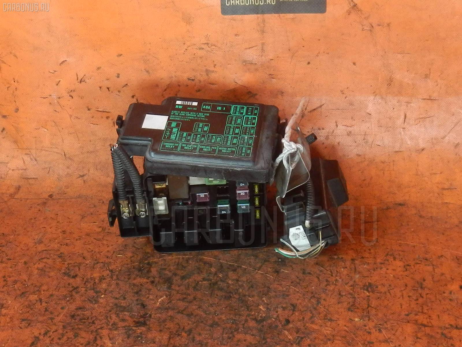 Блок предохранителей HONDA CIVIC FERIO EK3 D15B Фото 1