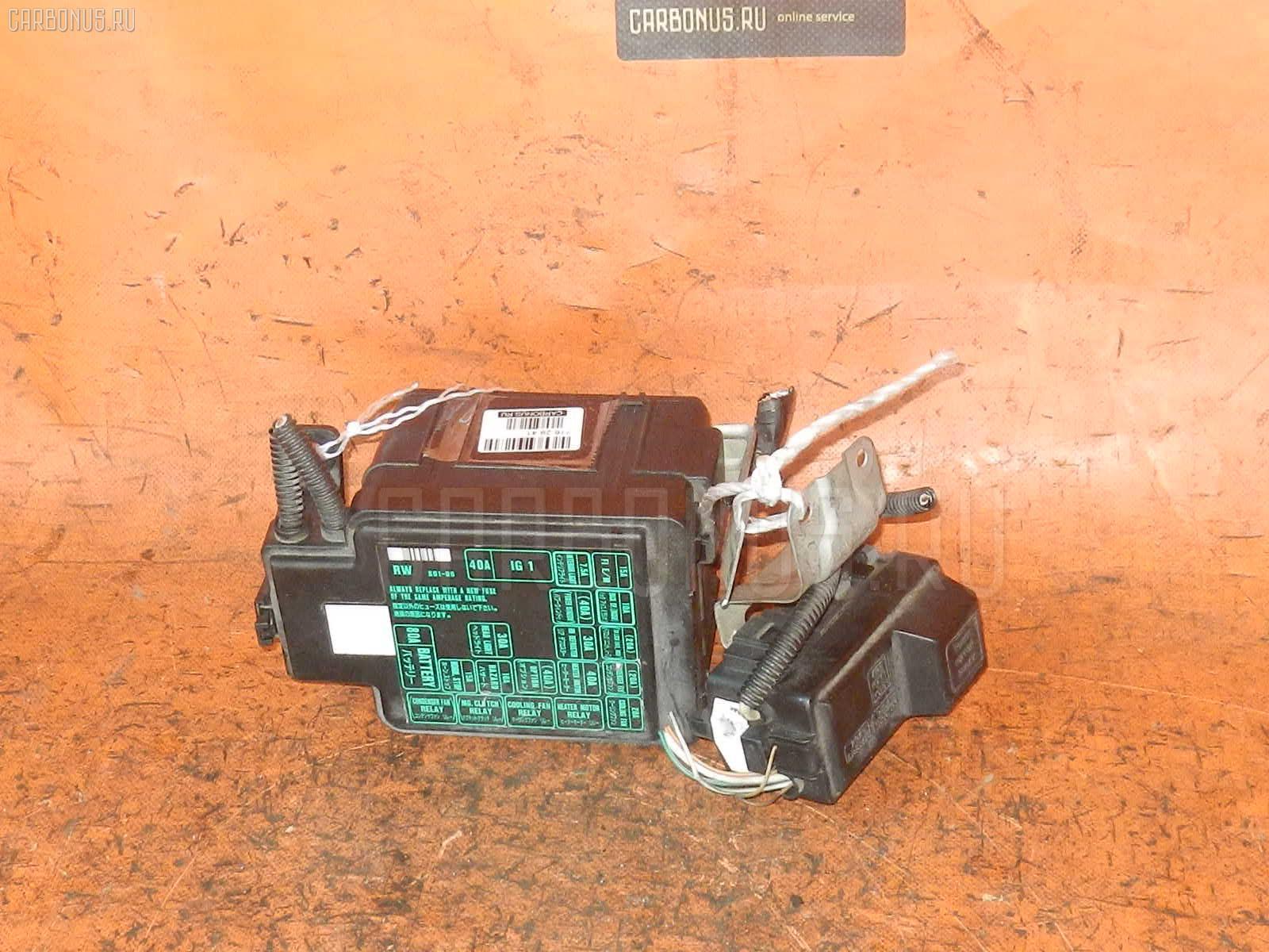 Блок предохранителей HONDA CIVIC FERIO EK3 D15B Фото 2