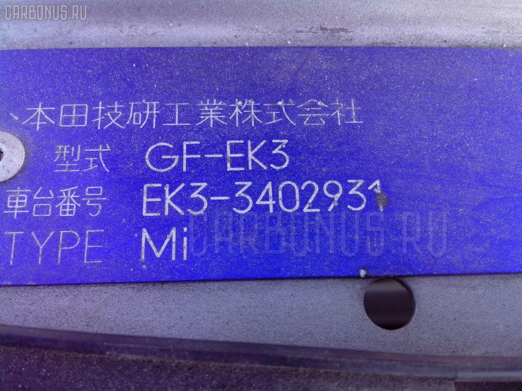 Ручка КПП HONDA CIVIC FERIO EK3 Фото 3