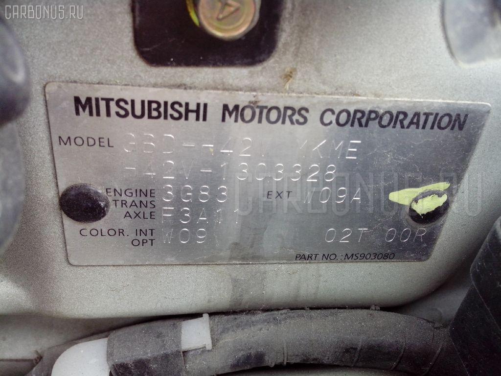 Фара MITSUBISHI MINICA H42V Фото 4