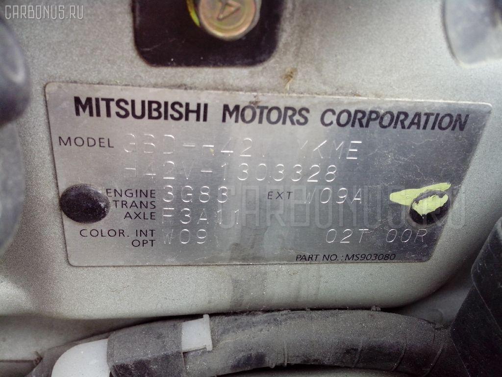 Блок предохранителей MITSUBISHI MINICA H42V 3G83 Фото 3