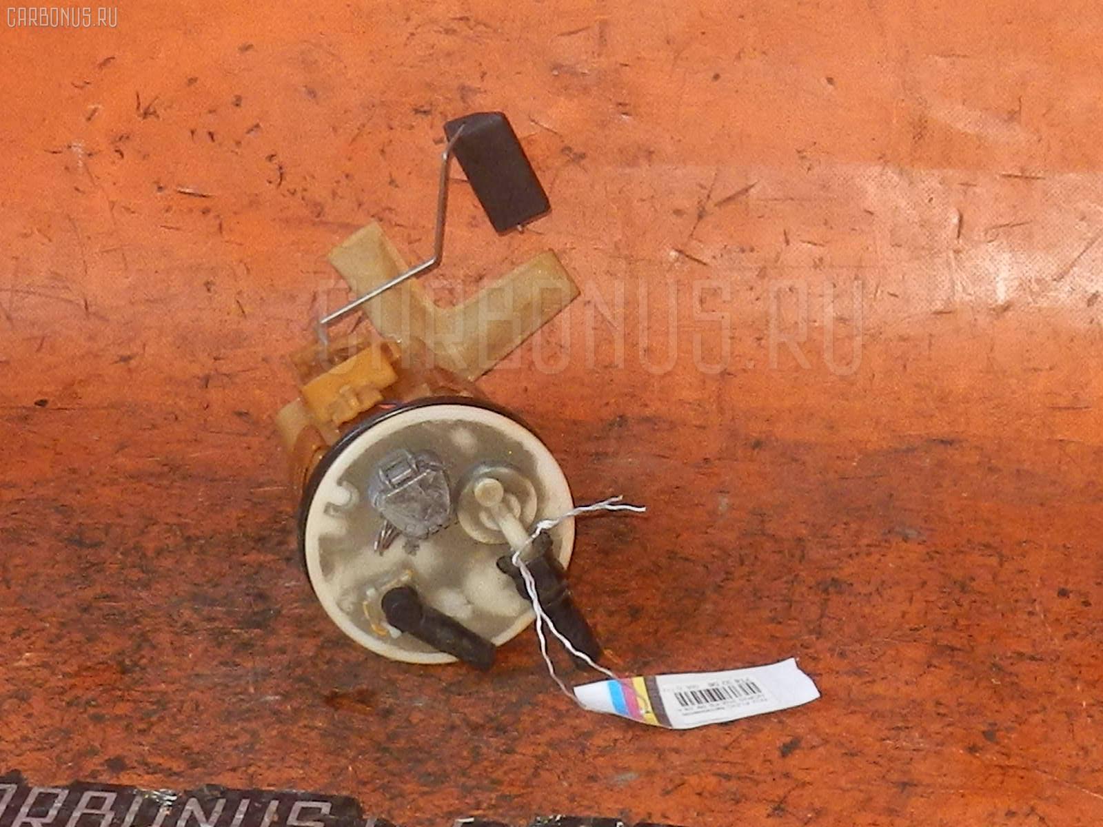 Бензонасос TOYOTA PLATZ SCP11 1SZ-FE. Фото 5