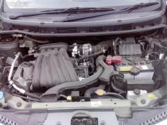 Катафот заднего бампера Nissan Note E11 Фото 4