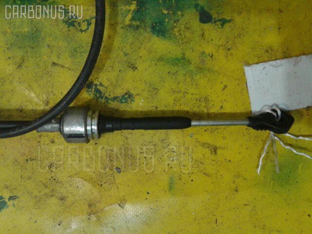 Тросик на коробку передач NISSAN NOTE E11 HR15DE Фото 1