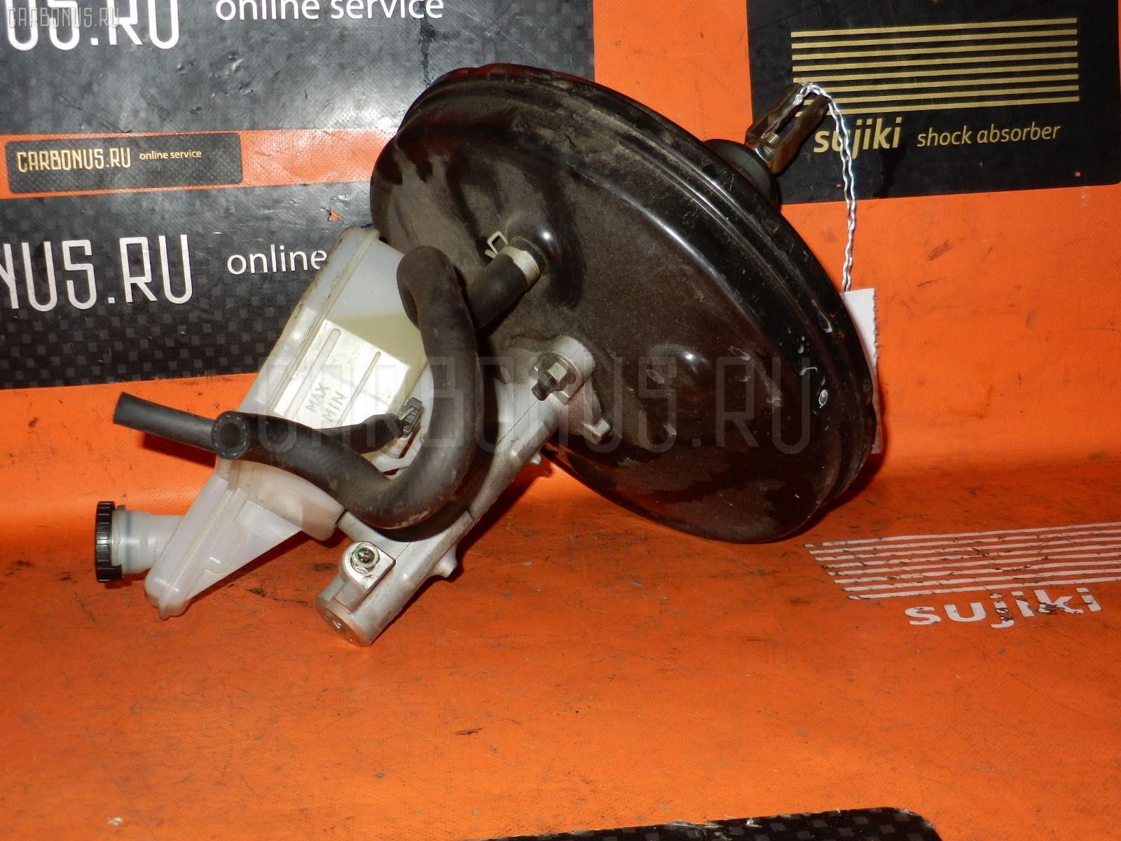 Главный тормозной цилиндр NISSAN NOTE E11 HR15DE. Фото 9