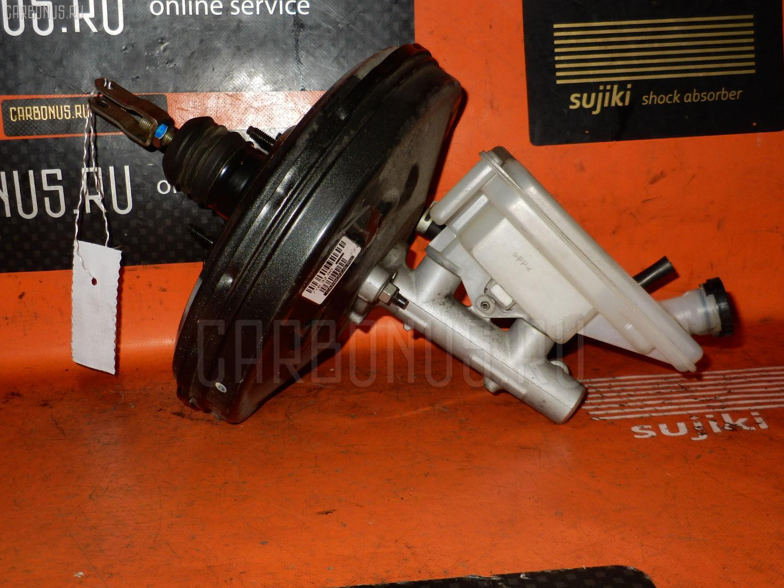 Главный тормозной цилиндр NISSAN NOTE E11 HR15DE. Фото 10