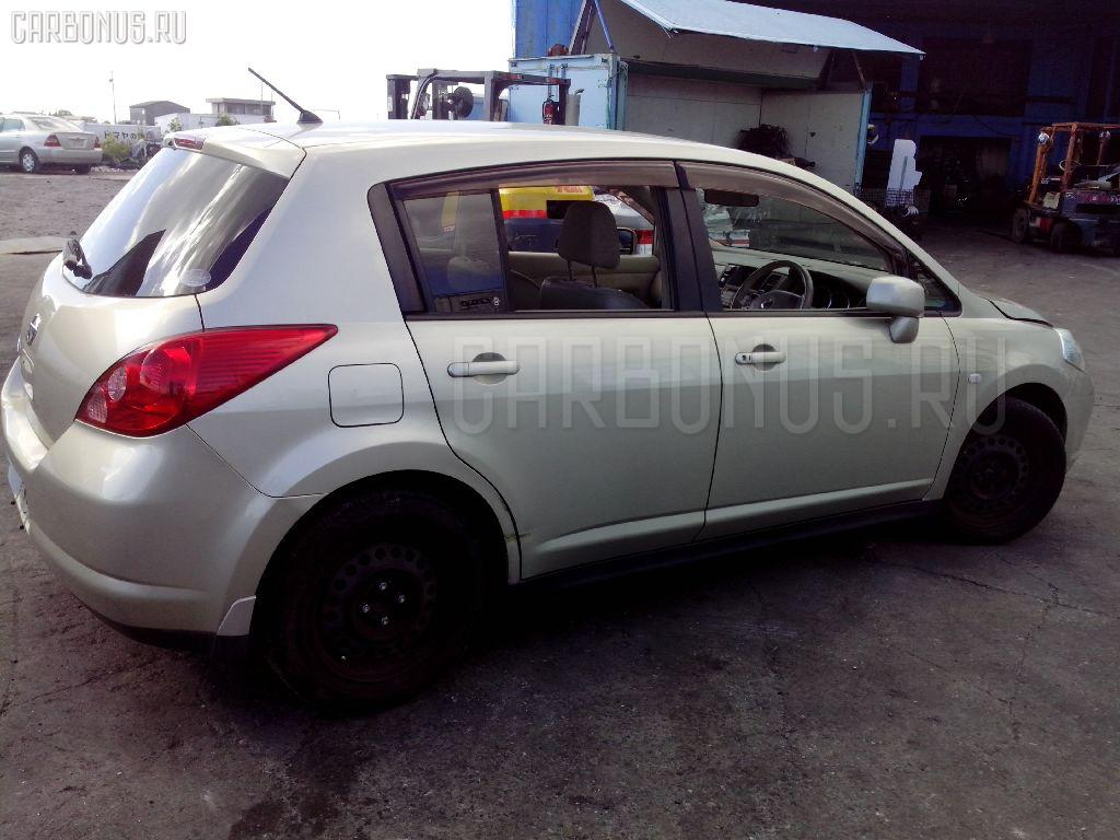 Глушитель NISSAN TIIDA JC11 MR18DE Фото 4