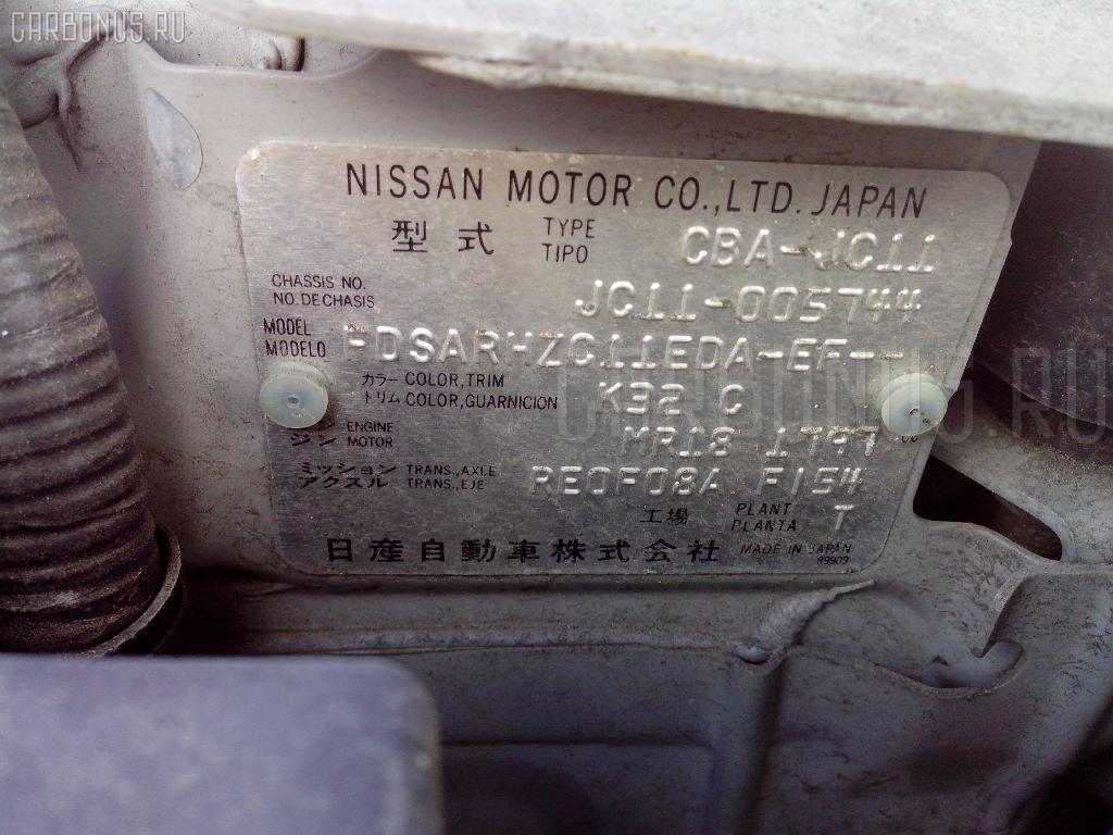 Крепление аккумулятора NISSAN TIIDA JC11 Фото 5