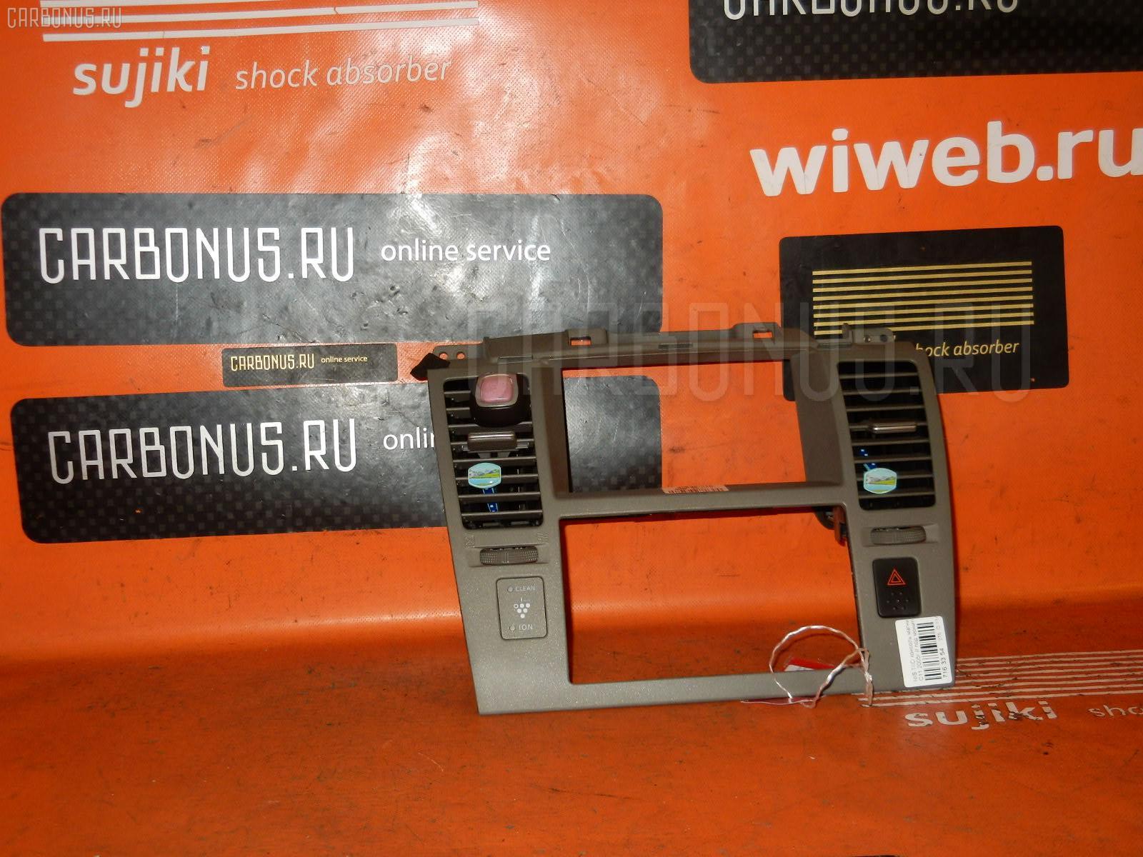 Консоль магнитофона NISSAN TIIDA JC11 Фото 1