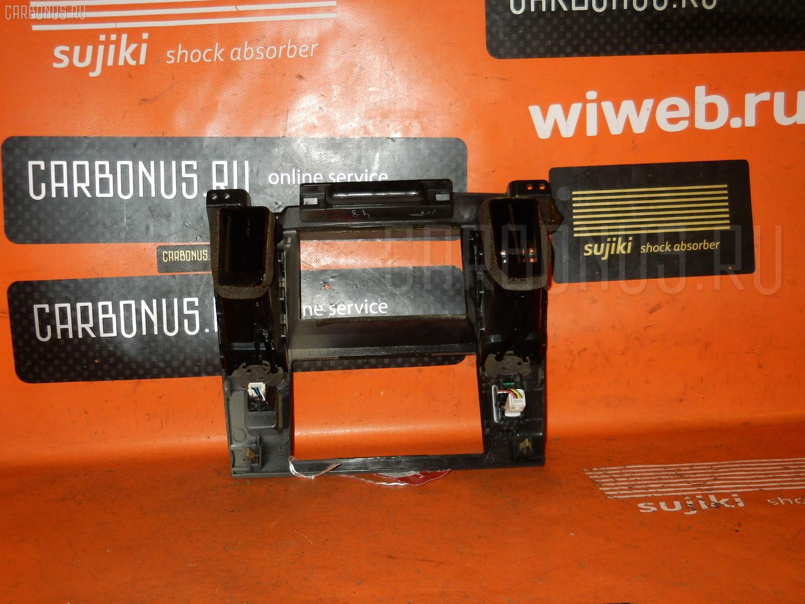Консоль магнитофона NISSAN TIIDA JC11 Фото 2
