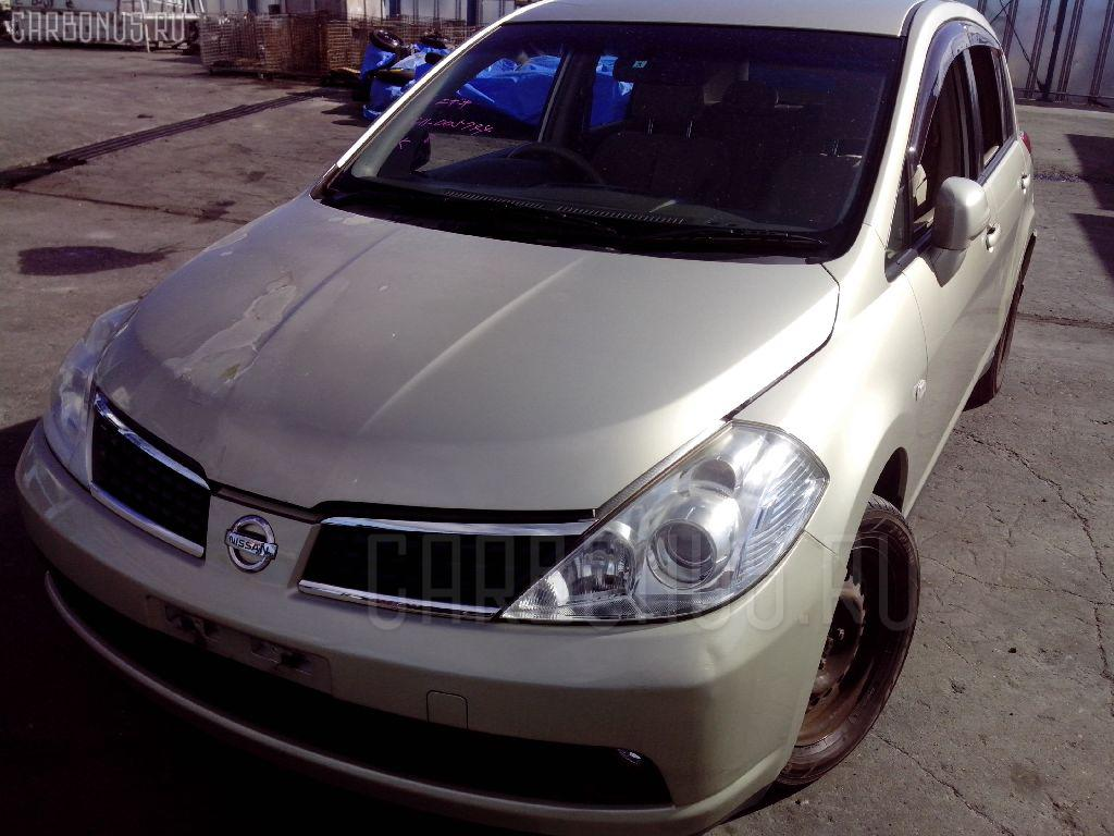 Привод NISSAN TIIDA JC11 MR18DE Фото 3