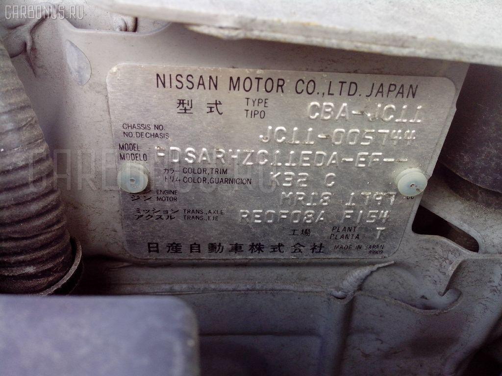 Тросик на коробку передач NISSAN TIIDA JC11 MR18DE Фото 2