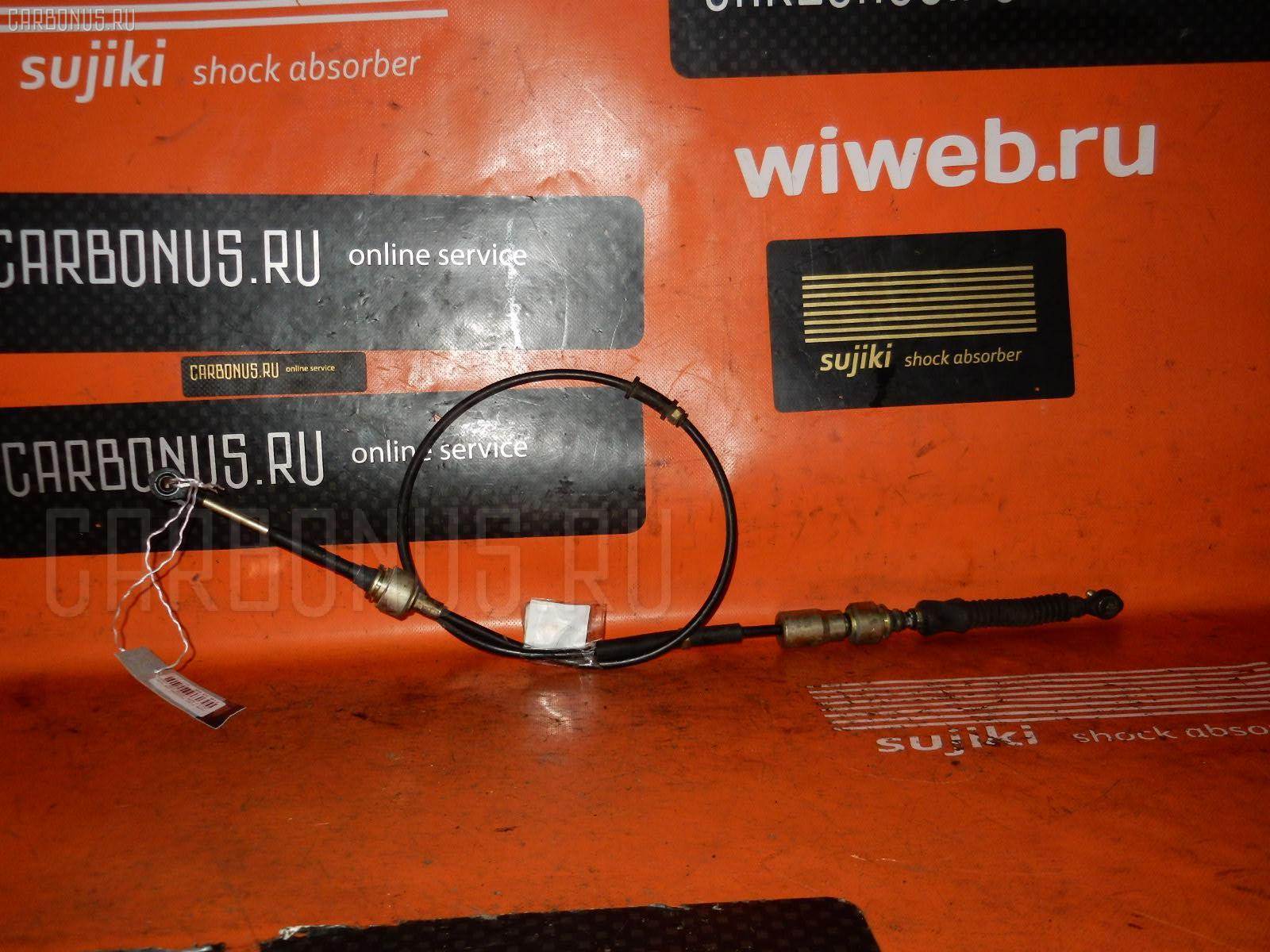 Тросик на коробку передач NISSAN TIIDA JC11 MR18DE Фото 1