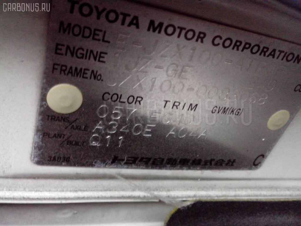 Тросик топливного бака TOYOTA MARK II JZX100 Фото 5
