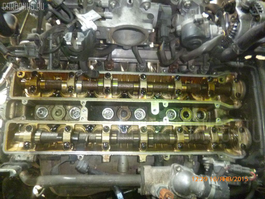 Двигатель TOYOTA CROWN GS131 1G-GZE. Фото 2