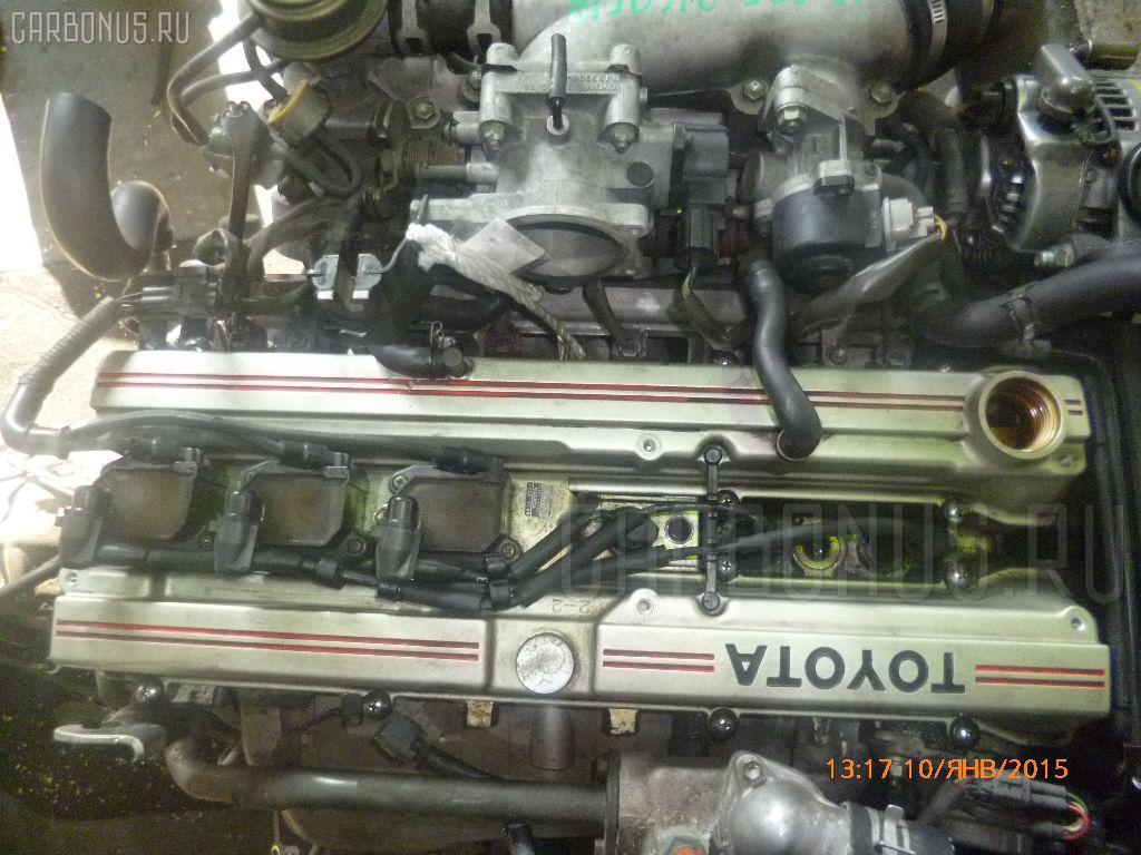 Двигатель TOYOTA CROWN GS131 1G-GZE. Фото 7