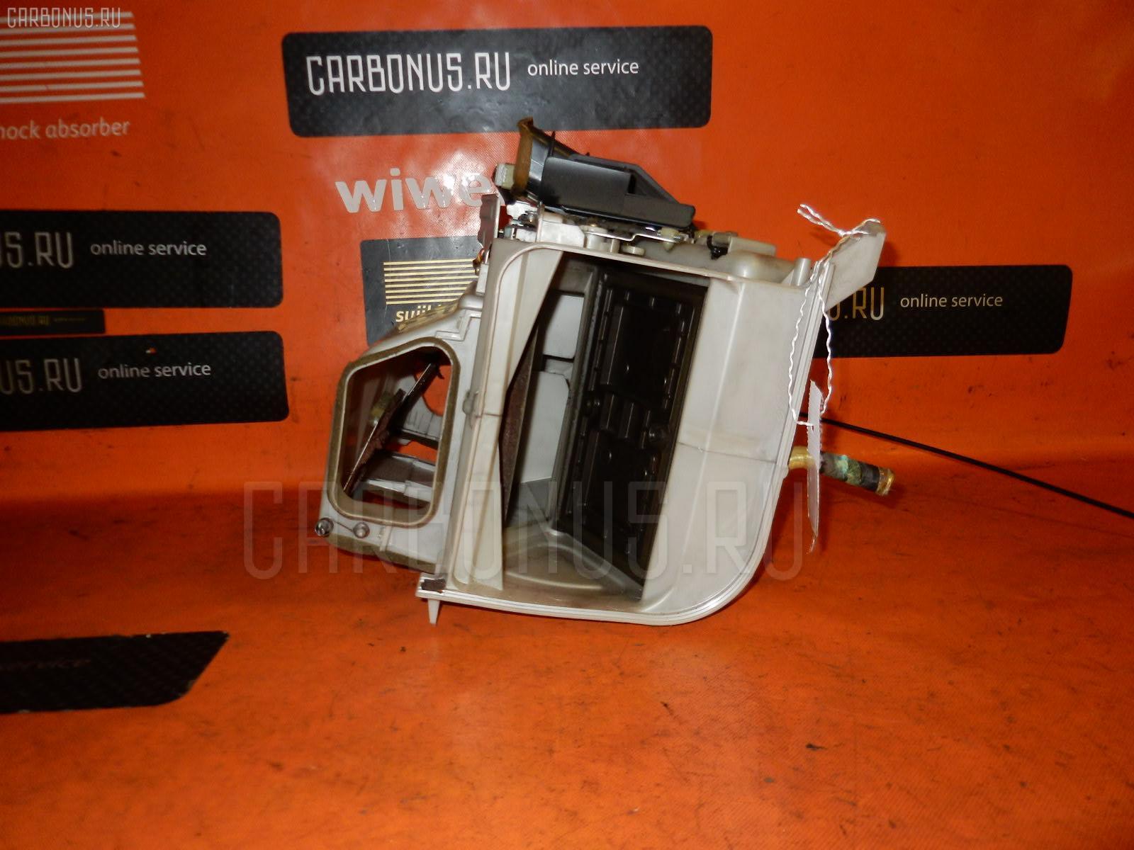 Радиатор печки TOYOTA CROWN GS131 1G-GZE. Фото 2