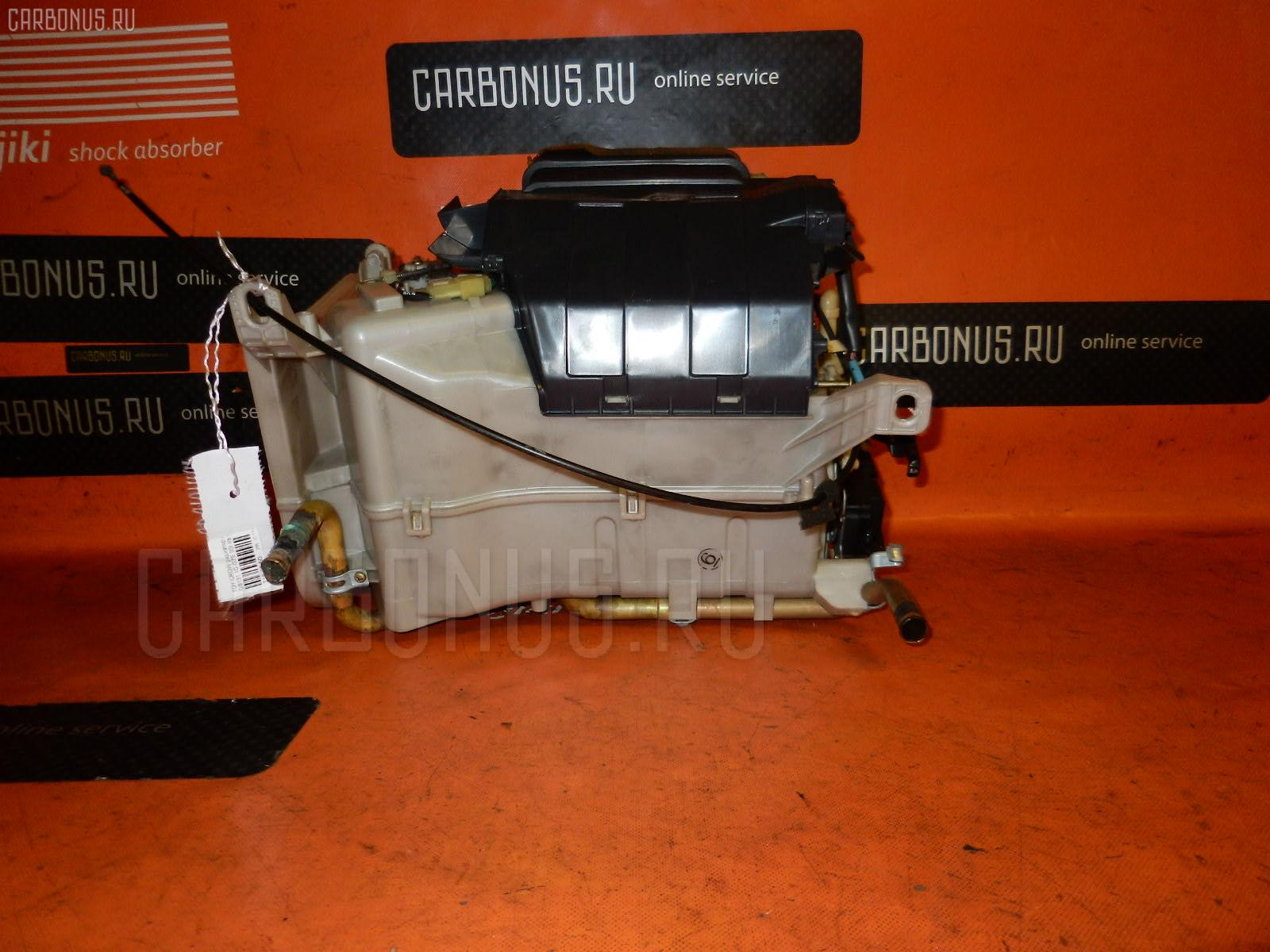 Радиатор печки TOYOTA CROWN GS131 1G-GZE. Фото 4