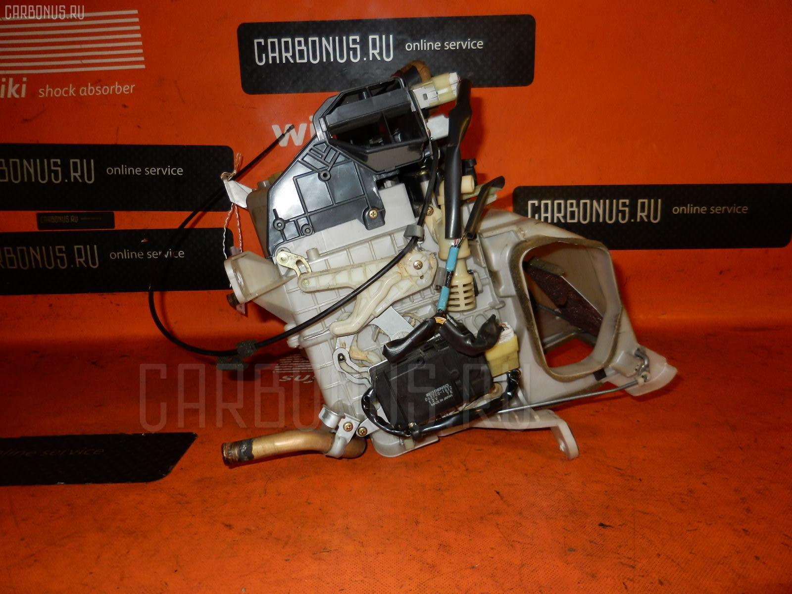 Радиатор печки TOYOTA CROWN GS131 1G-GZE. Фото 5