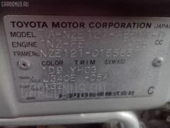 Спидометр Toyota Corolla NZE121 1NZ-FE Фото 6