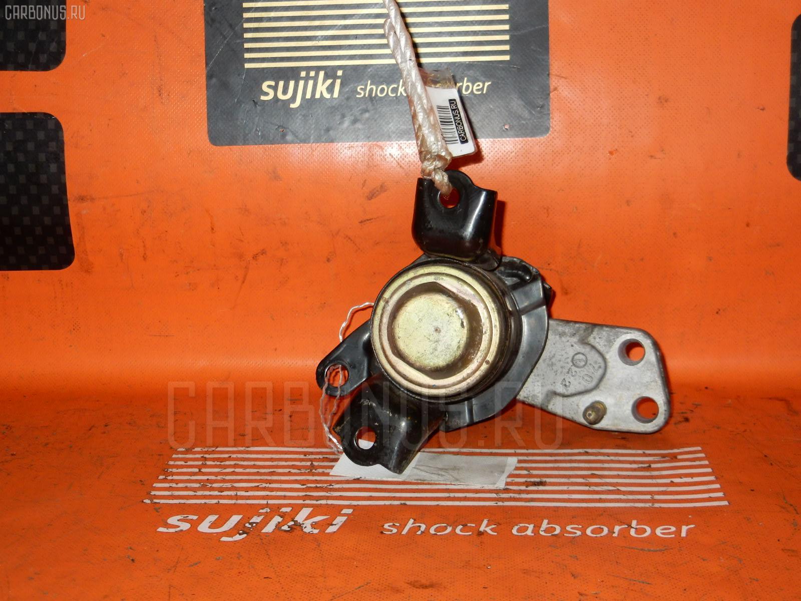 Подушка двигателя TOYOTA COROLLA NZE121 1NZ-FE. Фото 5