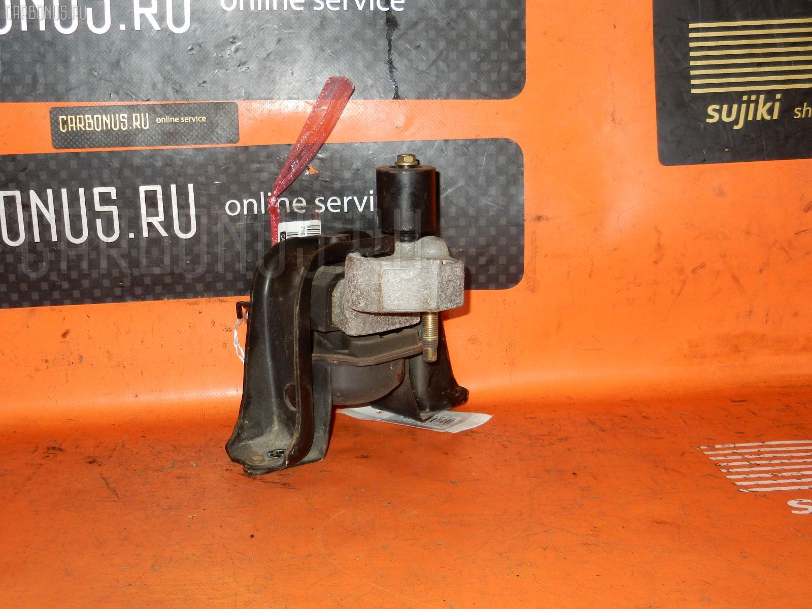 Подушка двигателя TOYOTA FUNCARGO NCP20 2NZ-FE. Фото 9
