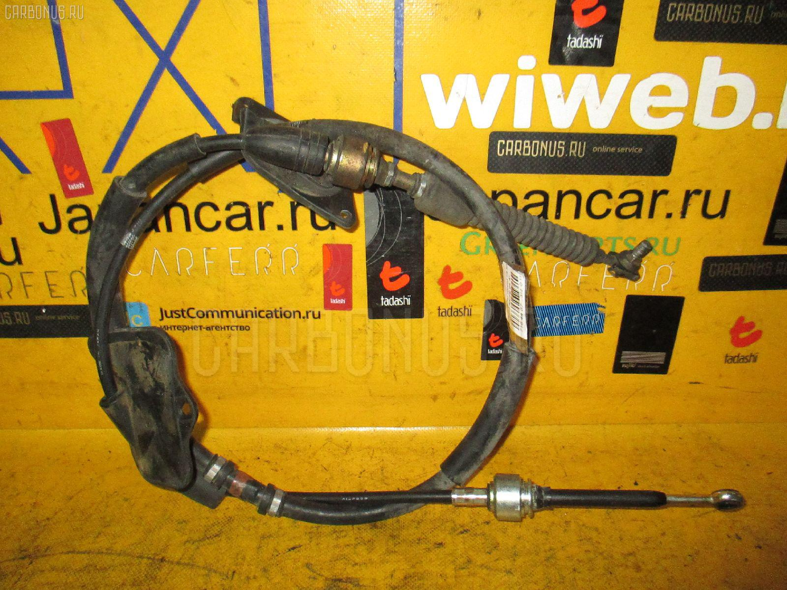 Тросик на коробку передач TOYOTA SPRINTER MARINO AE101 4A-FE. Фото 2