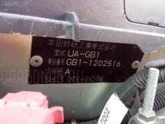 Шланг кондиционера HONDA MOBILIO GB1 L15A Фото 3