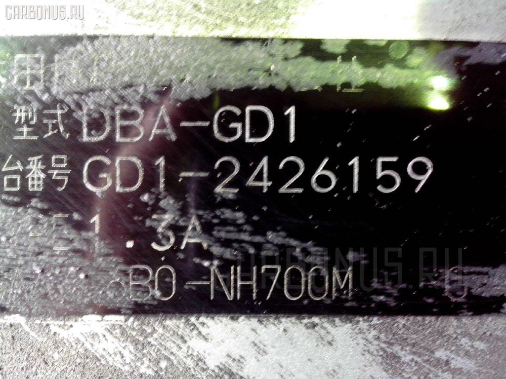 Крепление бампера HONDA FIT GD1 Фото 5