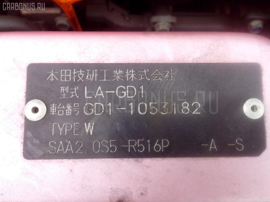 Крепление подушки ДВС HONDA FIT GD1 L13A Фото 2