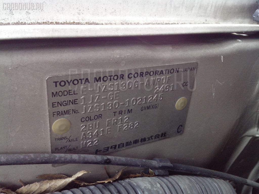 Подкрылок TOYOTA CROWN WAGON JZS130G 1JZ-GE Фото 2
