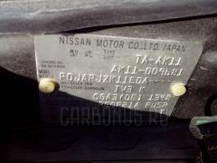 Блок управления климатконтроля NISSAN MARCH AK11 CGA3DE Фото 3