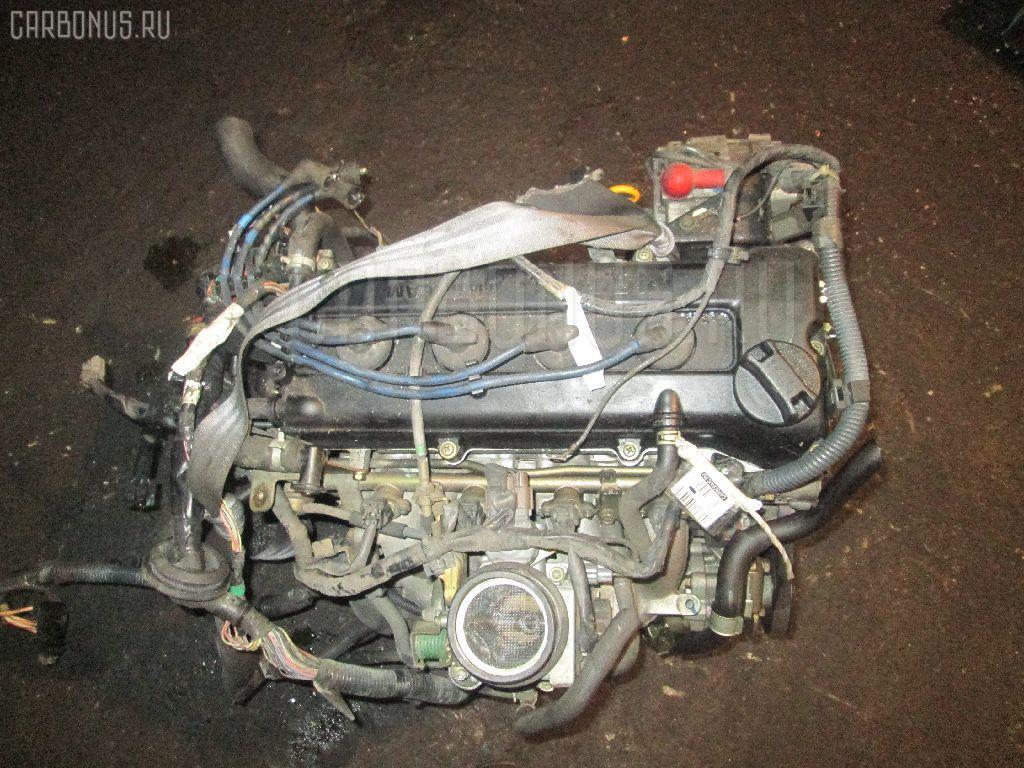 Двигатель NISSAN MARCH AK11 CGA3DE. Фото 1