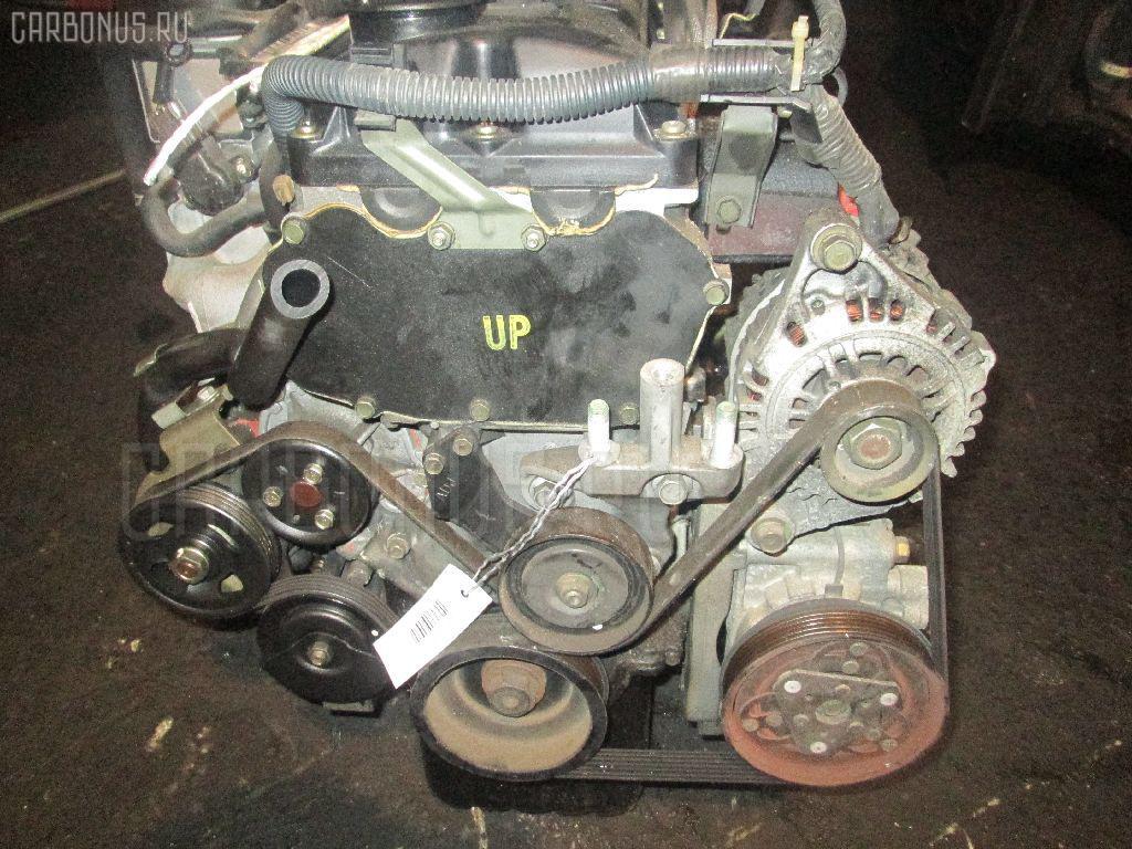 Двигатель NISSAN MARCH AK11 CGA3DE. Фото 2