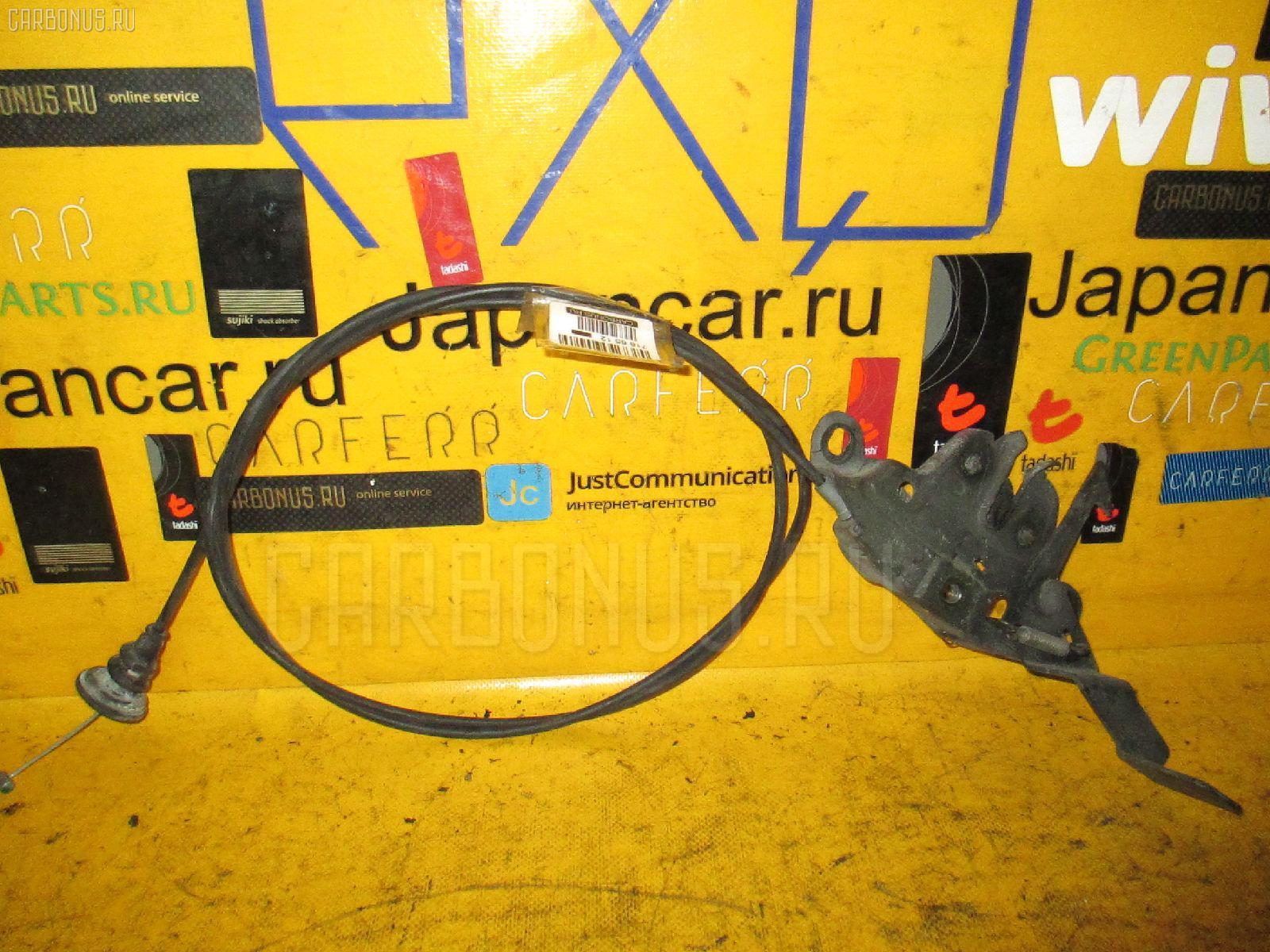 Тросик капота NISSAN PRIMERA QP11 Фото 1