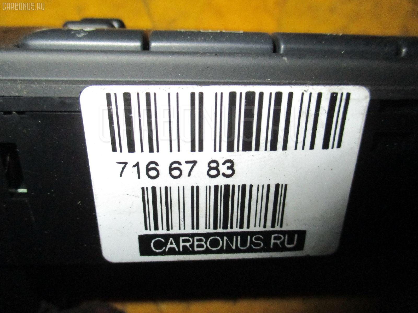 Блок управления климатконтроля NISSAN GLORIA PY32 VG30E Фото 8