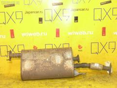 Глушитель NISSAN ELGRAND E51 VQ35DE Фото 1