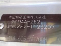Глушитель Honda Insight ZE2 LDA Фото 2